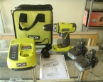 Маркет | Obaldet | Ryobi 1/2 in. 18-Volt Cordless Compact Drill Kit